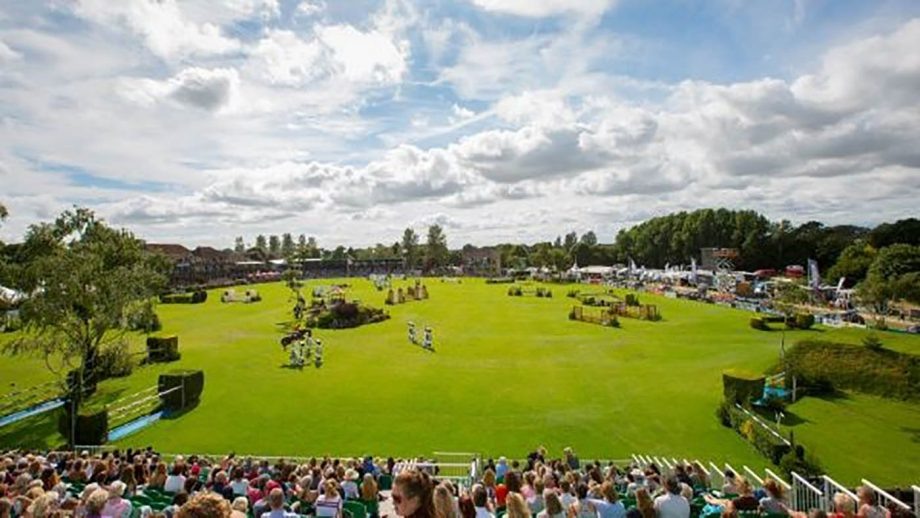 The international arena at Hickstead