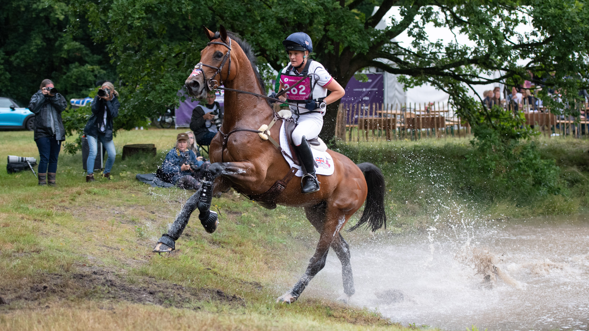 Young riders thrive in the last day of competition at