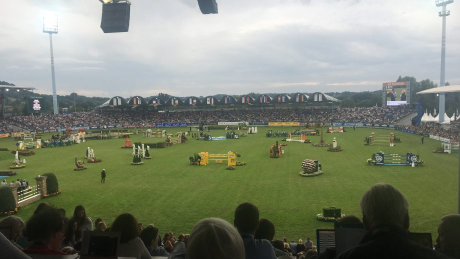 Aachen blood eliminations