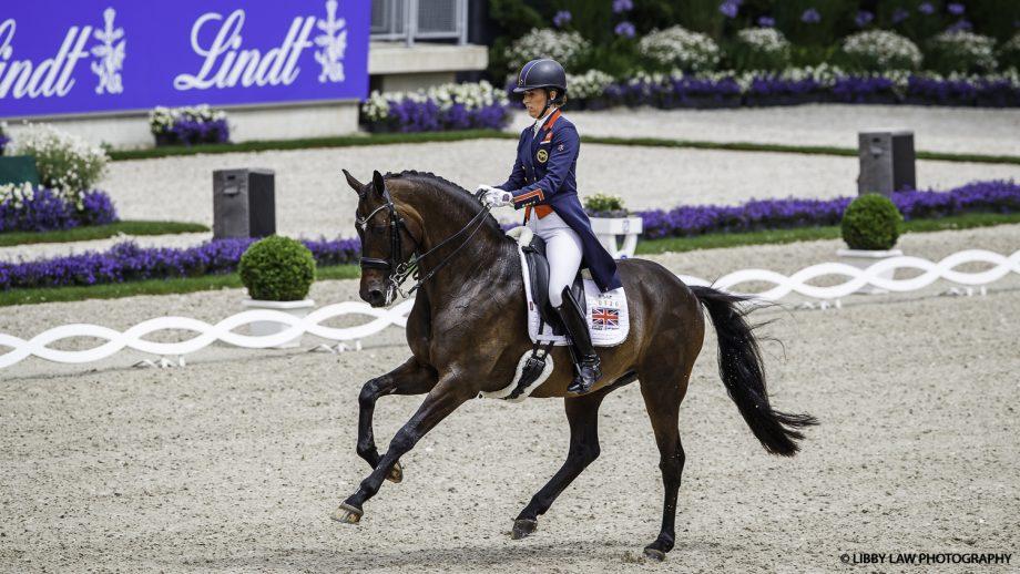 Charlotte Dujardin Aachen grand prix