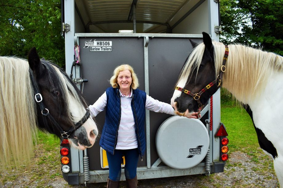 My life with horses: Joy Toomer — 'horse riders both exist and matter'