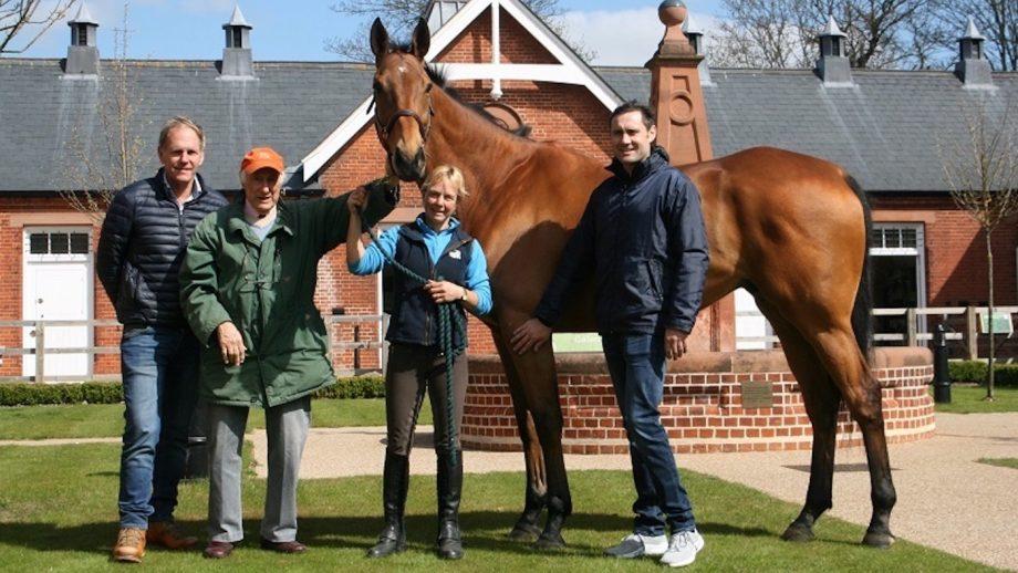 Palace House retraining of racehorses