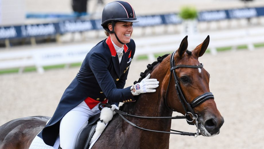 'One of the most difficult days of my career': Charlotte Dujardin speaks out following European Championships elimination