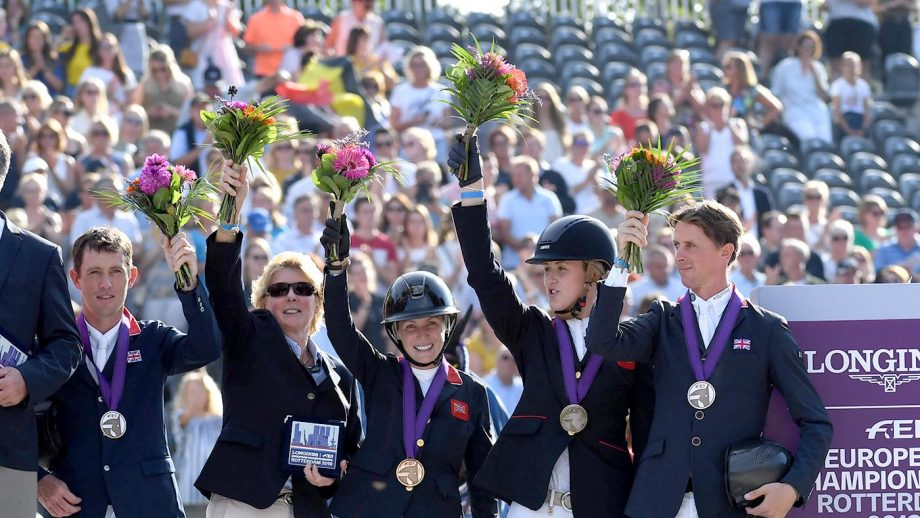 The European championships 2021 have been given the go ahead for dressage and showjumping
