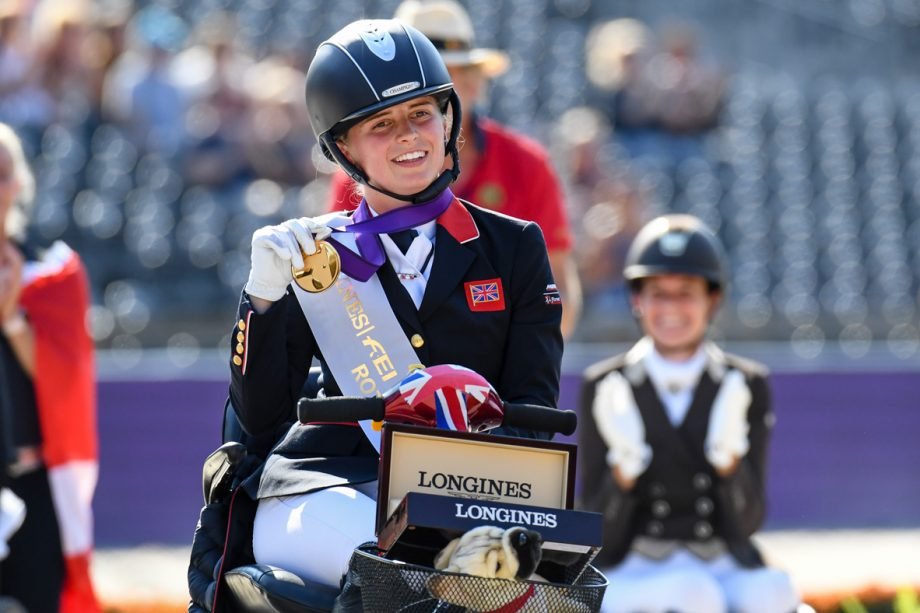 Para dressage grades: H&H's guide to para grading and classification ahead of the Tokyo Paralympics