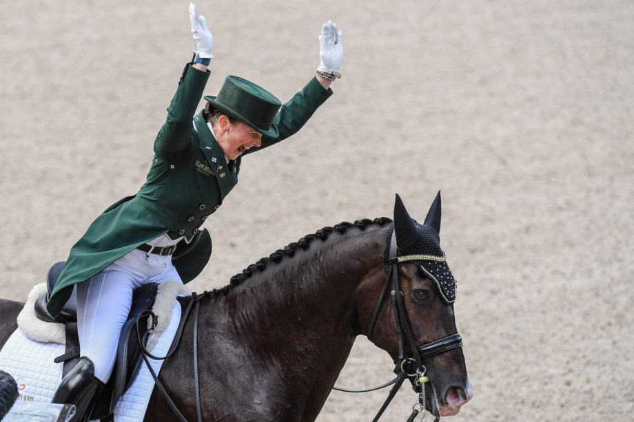 Judy Reynolds pays tribute to Vancouver K, who has retired from competition