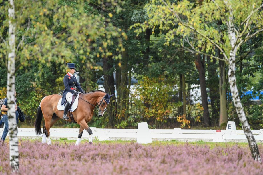 European Eventing Championships Pippa Funnell