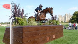 Burghley draw 2019 Tim Price and Ringwood Sky Boy win Burghley 2019.