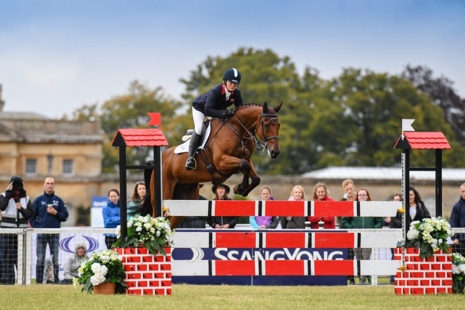 'I was thinking I couldn't jump a clear round when it matters': Piggy French overcomes demons to dominate Blenheim CCI4*-L