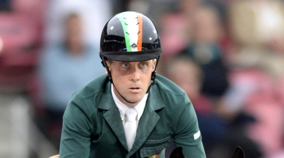 'I'd have won if my leg wasn't broken!' Top rider jumps clear with fractured fibula