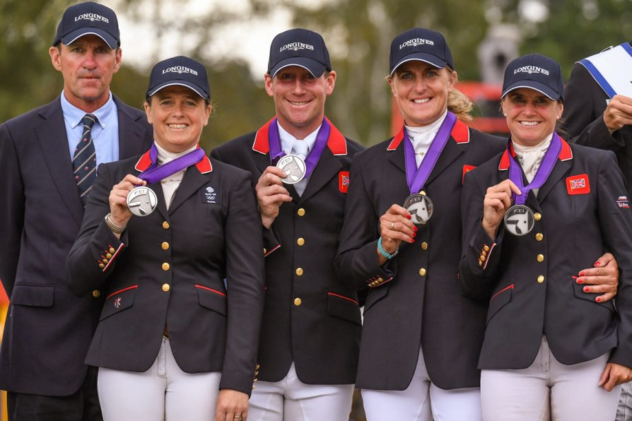 European Eventing Championships 2019 final results