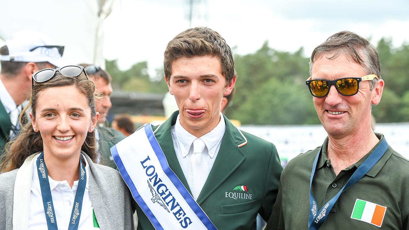 11 momentos que amamos no Campeonato Europeu de Equitação, de cabras peludas a duns e beijos 1
