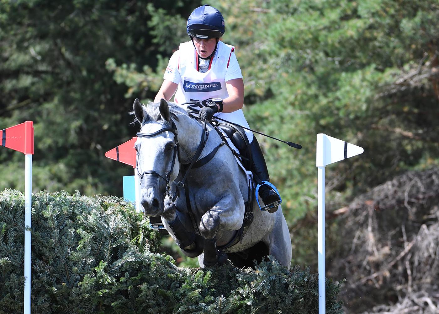 11 momentos que amamos no Campeonato Europeu de Equitação, de cabras peludas a duns e beijos 6