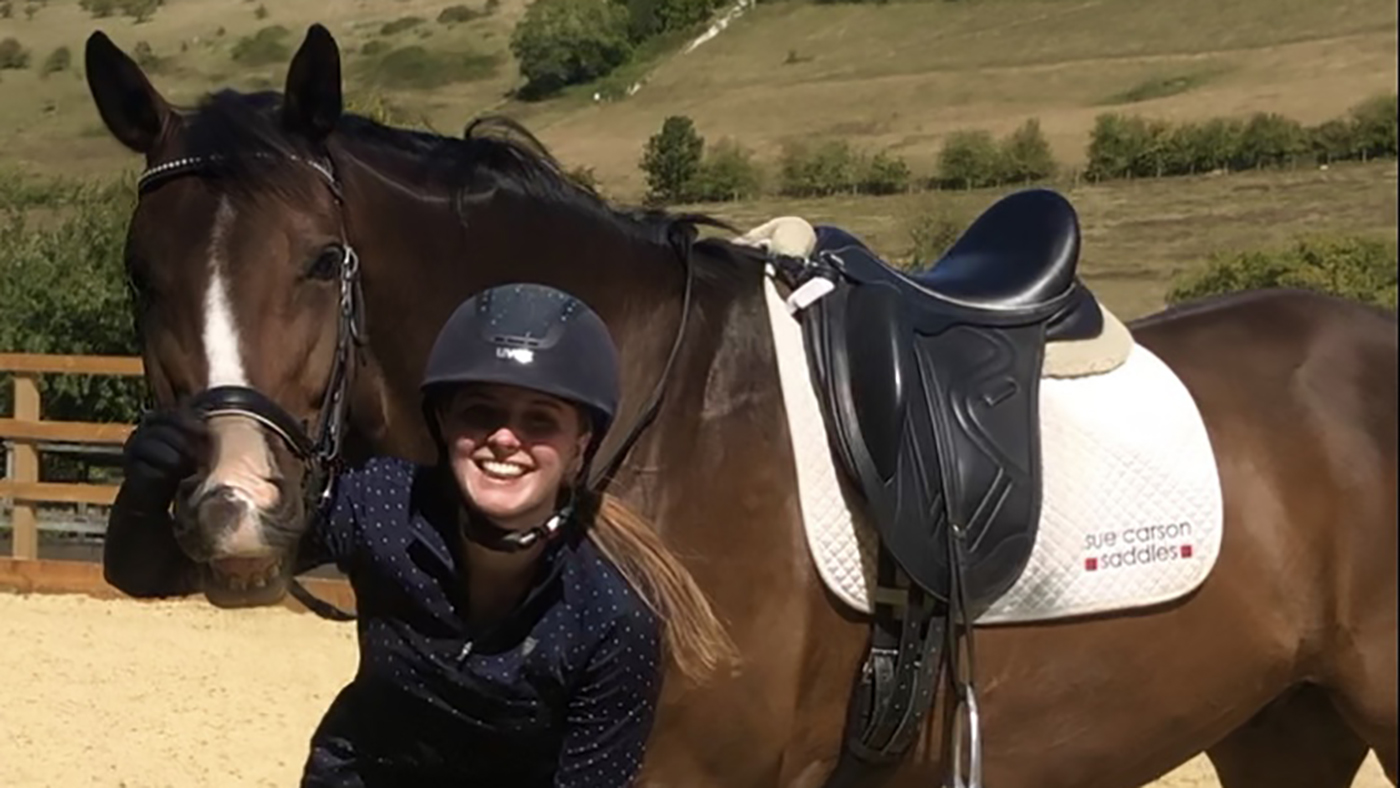 Joanna Thurman-Baker's dressage blog: 'I would be lying if I said the past few weeks had been easy'