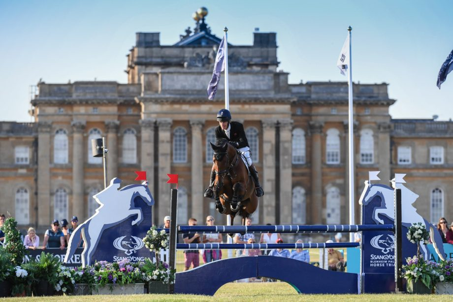 Former winners set for gripping showdown in Blenheim young horse CCI4*-S class