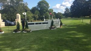 Burghley 2019 cross-country times