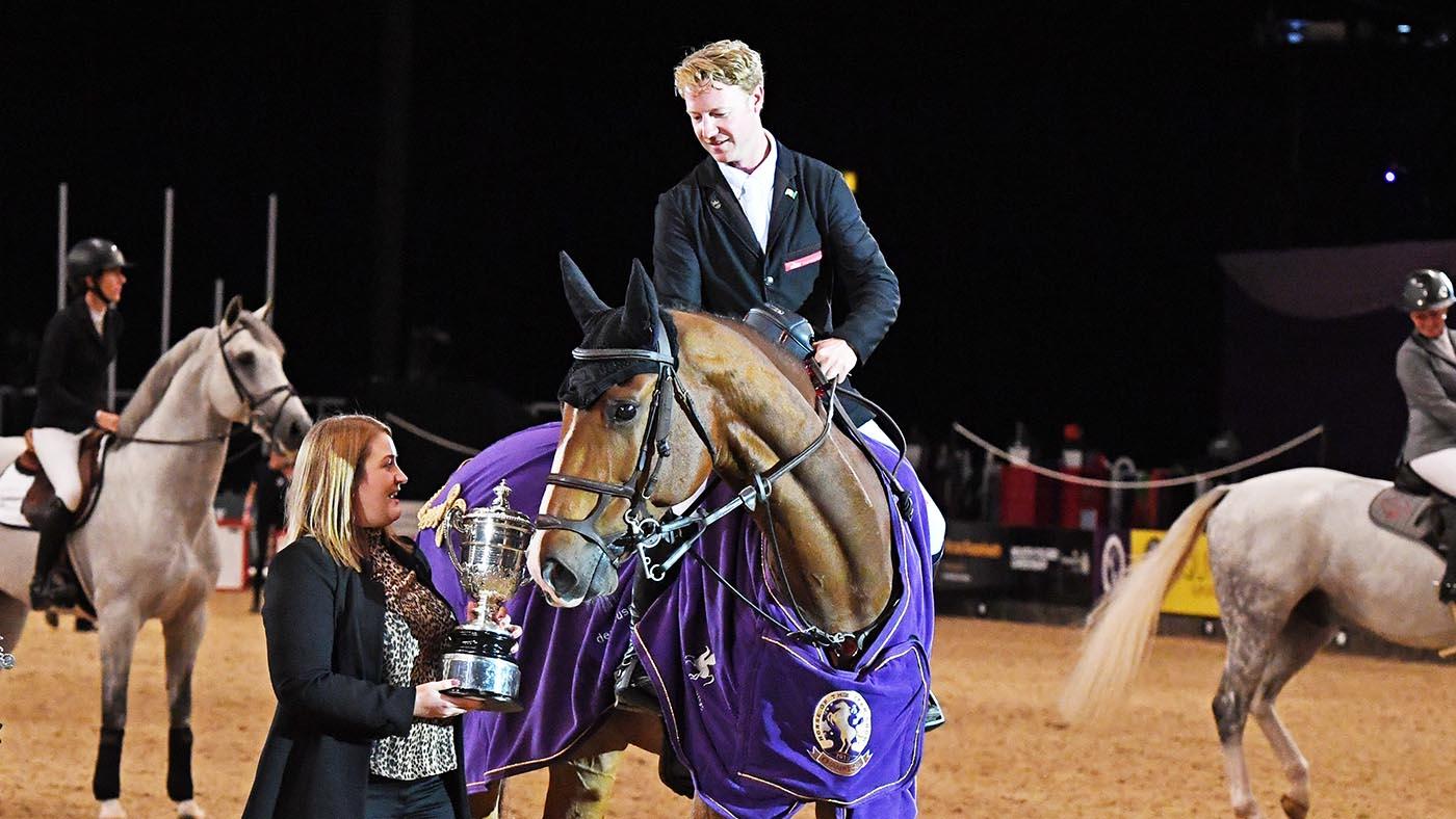 That winning feeling — HOYS 2019 - Horse & Hound