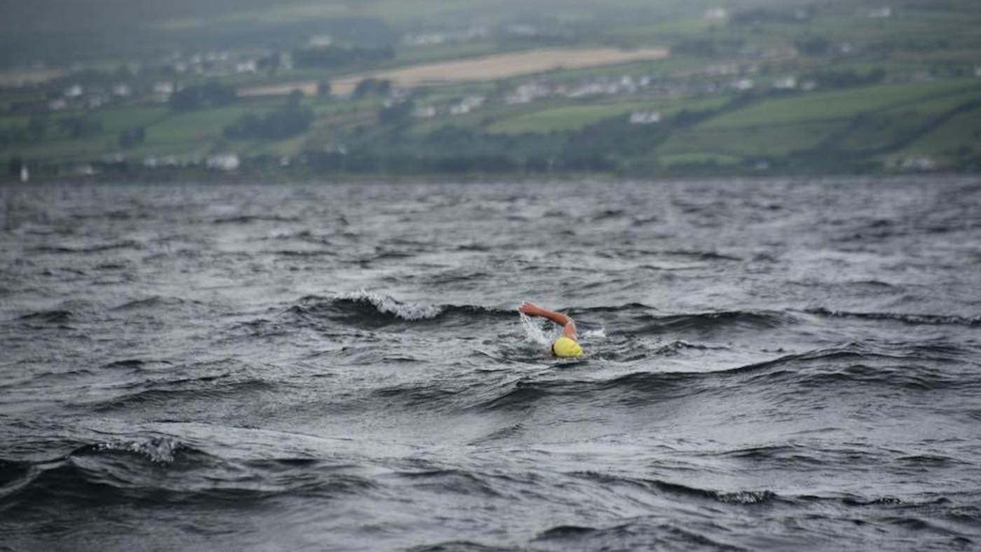 'You don't want to run into tankers': rider takes on daring English Channel swim - Horse & Hound