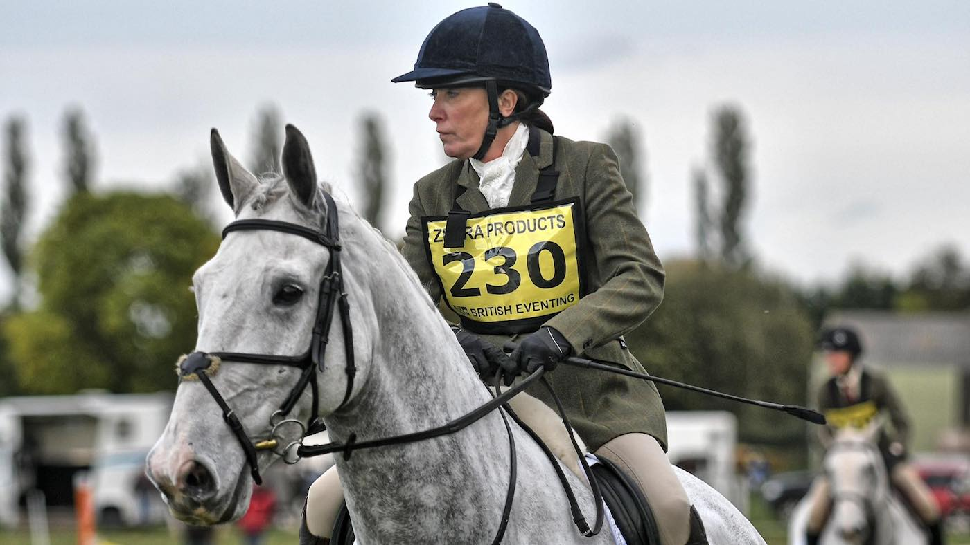 'I didn't know whether to laugh, cry or pee myself!' Rider beats the odds to event on horse who cheated death - Horse & Hound