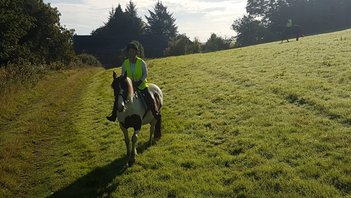 Injured rider given payout after unknown biker who spooked her horse left scene - Horse & Hound