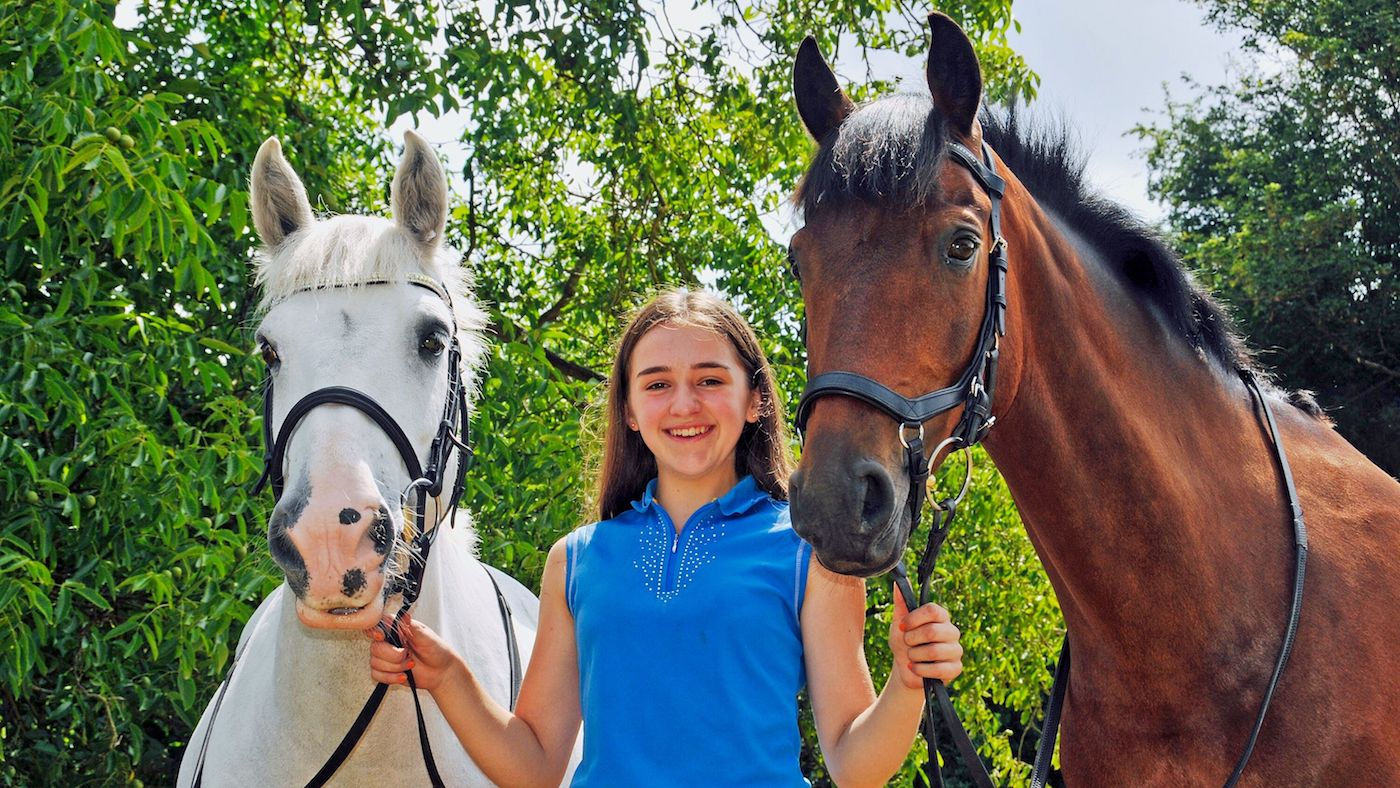 'I don't want anyone else to suffer': teenage rider says #GoodbyeBullies in new campaign - Horse & Hound