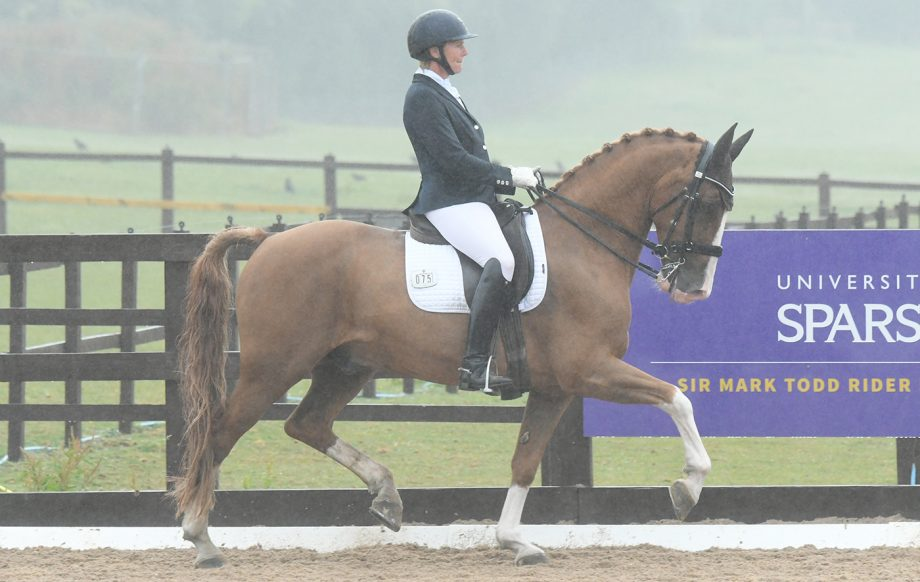 Katharine Lewis and Albertho B pictured earlier this year.
