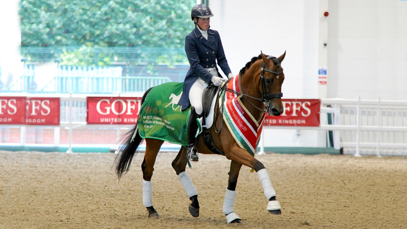 Why retrained racehorses have so much to offer *H&H Plus*