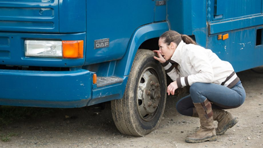 horsebox tyres law 10 years