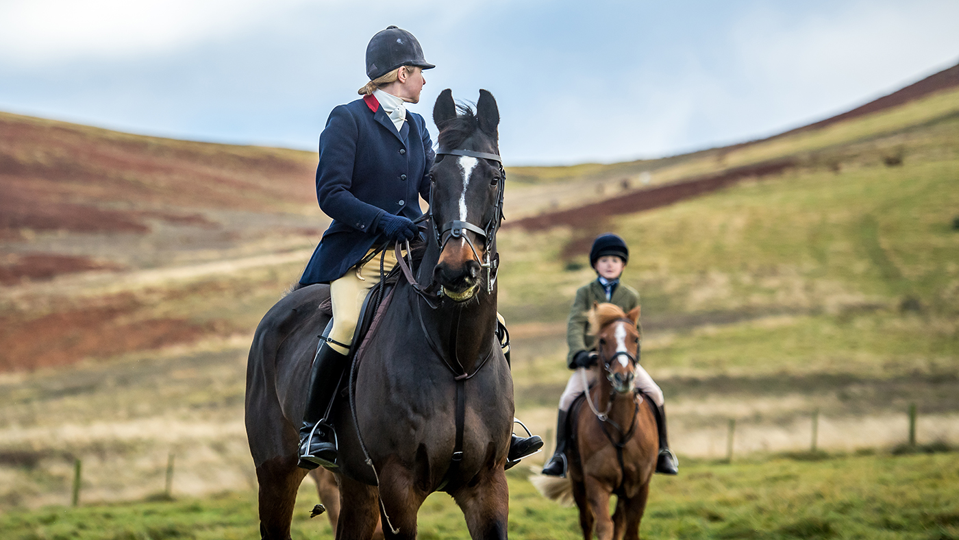 Goodnight — Tessa Waugh's hunting diary: 'An ill wind bloweth' *H&H Plus* - Horse & Hound