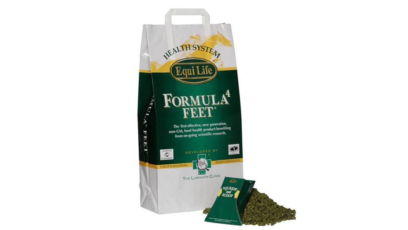 EquiLife hoof supplements for horses