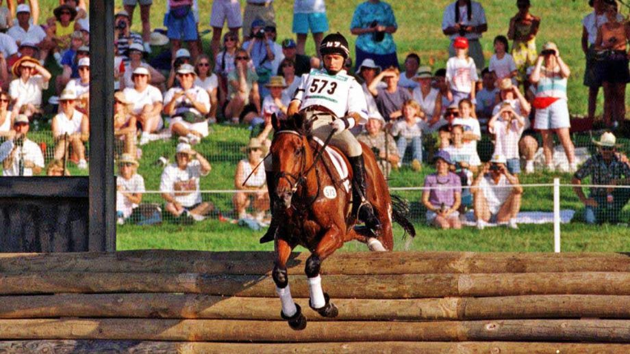 Blyth Tait: Olympic and world eventing champion