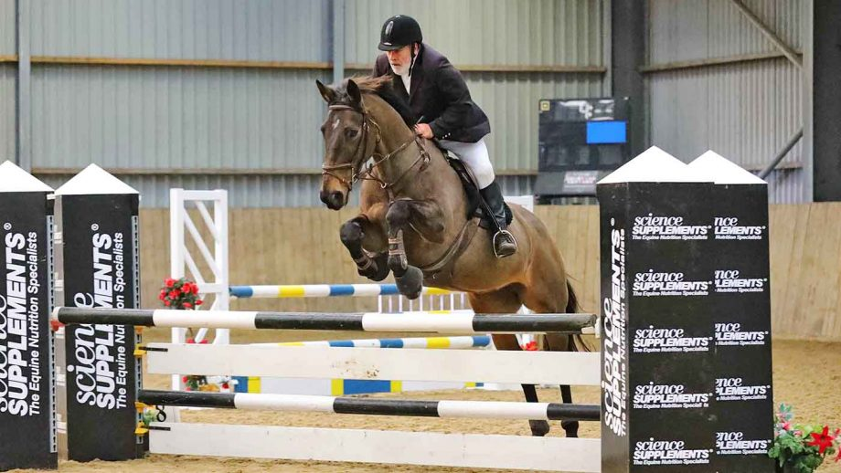 Whatever Happens I Ll Keep Going 73 Year Old Rider Targets Horse Of The Year Show Horse Hound