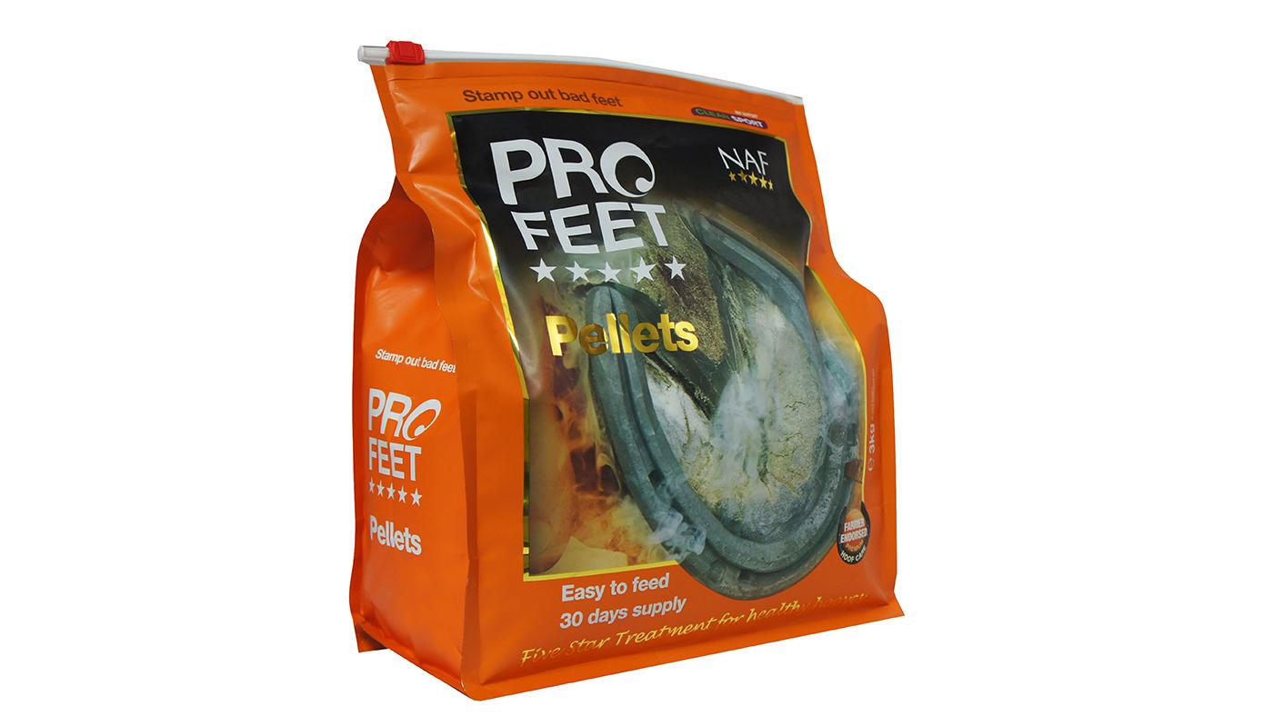 NAF hoof supplements for horses