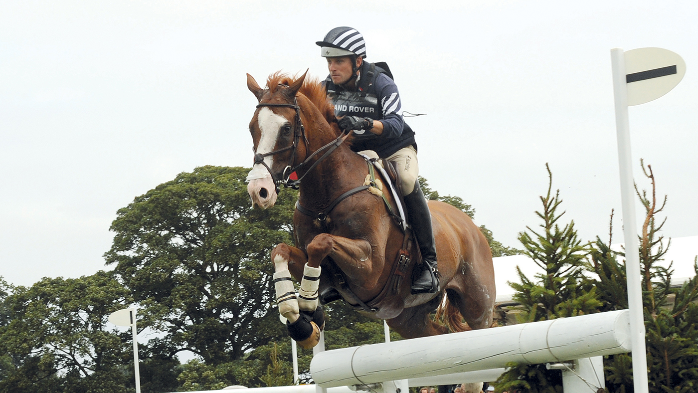 8 things you didn't know about Boyd Martin, from being Olympic pathfinder to his famous parents