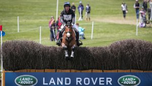 Oliver Townend Cooley Master Class Kentucky Three-Day Event 2018