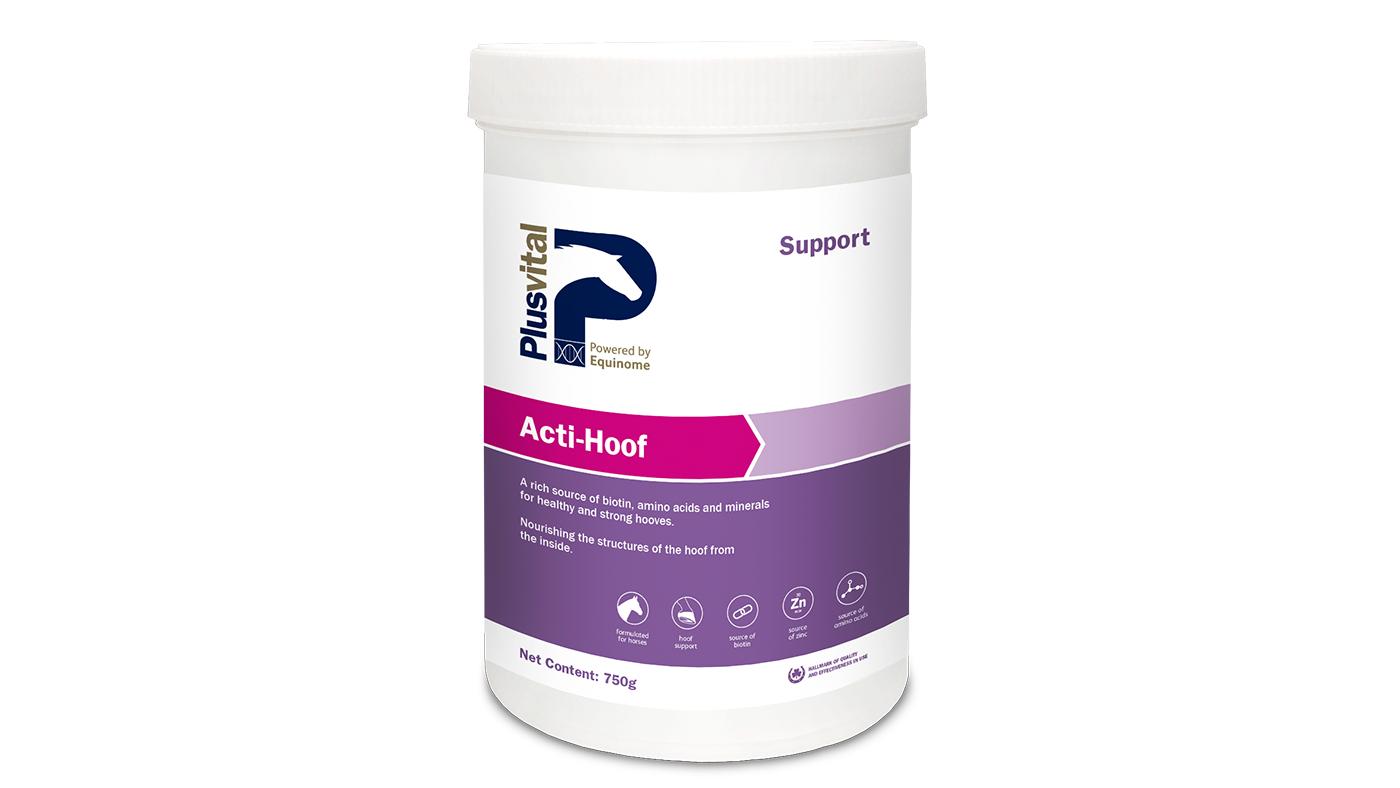 PlusVital hoof supplements for horses