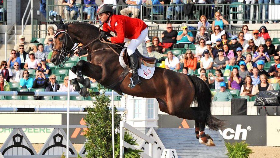 Eric Lamaze Canada showjumping Tokyo Olympics