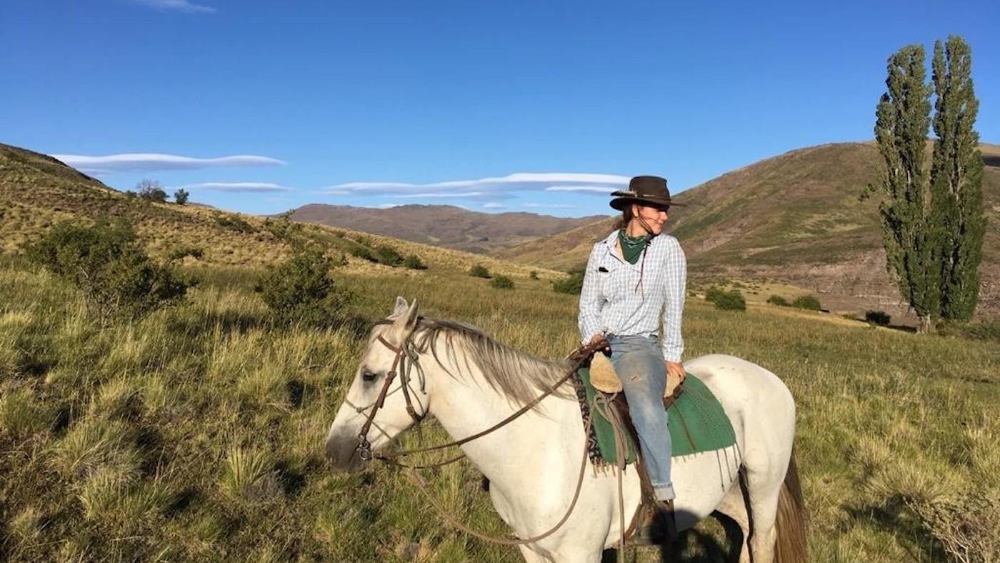 Teenager stranded 7,500 miles away by virus starts epic journey home on horseback - Horse & Hound
