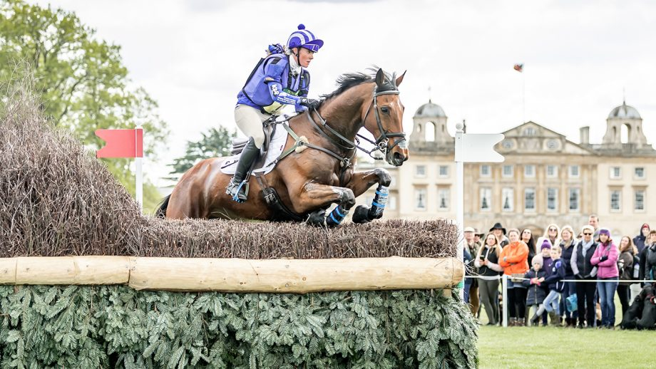 Imogen Murray riding Ivar Gooden