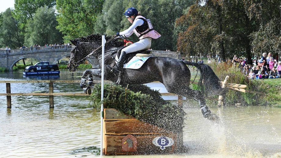 Blenheim Horse Trials tickets Blenheim H/T 15.09.18 Felicity Collins on Just Amazing III