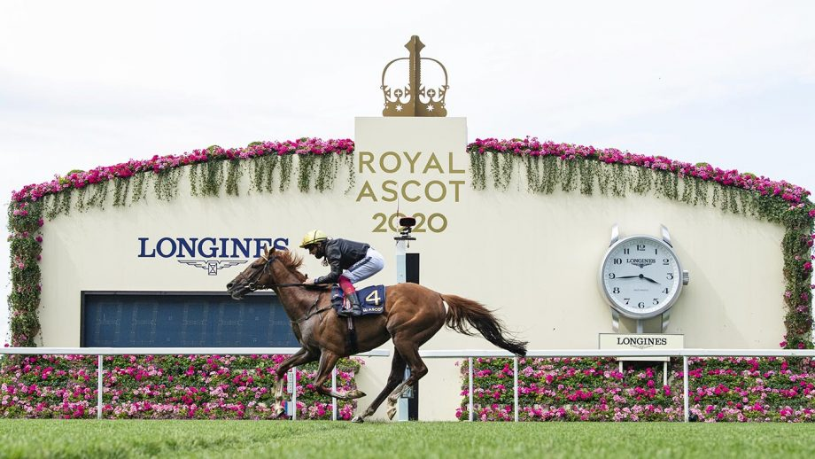Royal Ascot betting day three Gold Cup Stradivarius ridden by Frankie Dettori on the way to winning the Gold Cup during day three of Royal Ascot at Ascot Racecourse.