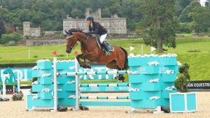 Bolesworth Children on Horses Winner - Megan Li and Rumbolds Starlight