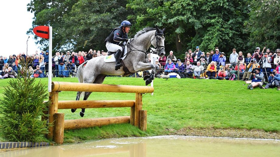 Oliver Townend will take part in the virtual Burghley Horse Trials weekend