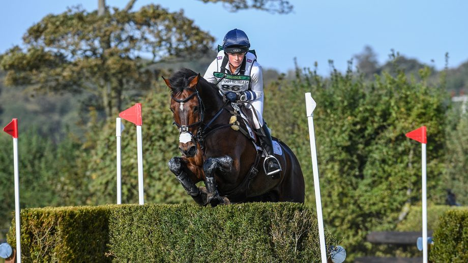 Bubby Upton riding CANNAVARO in CCI-L 4* Section L during the dressage phase of the BURNHAM MARKET INTERNATIONAL (3) held at Sussex Farm near Burnham Market in Norfolk in the UK on the 20th September 2020