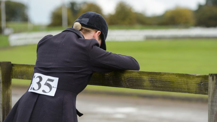 Bullies, bullying The British Show Horse Association National Championship Show, Addington Manor Equestrian Centre, Buckinghamshire, Saturday 9th September 2017.