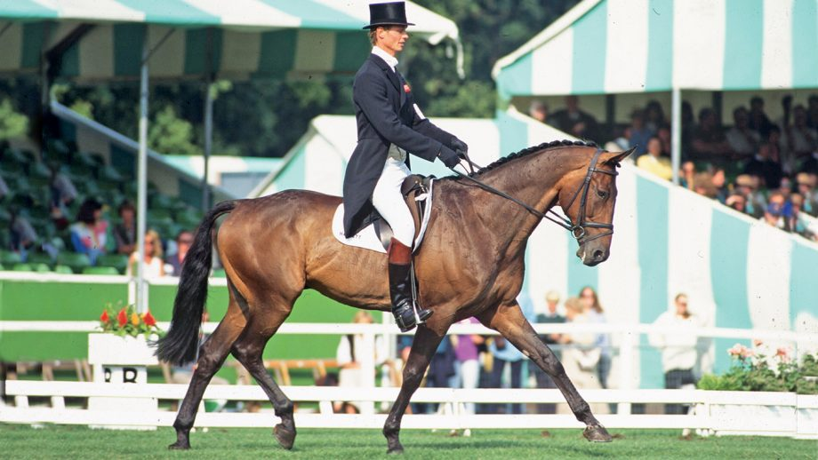 William Fox-Pitt ridng Chaka to win his first Burghley title