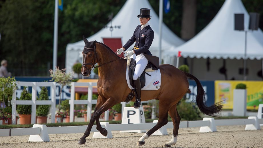 Willa Newton (GBR)&Neelix - Dressage - CCI4* - Luhmuhlen 2014 - Salzhausen - 12 June 2014