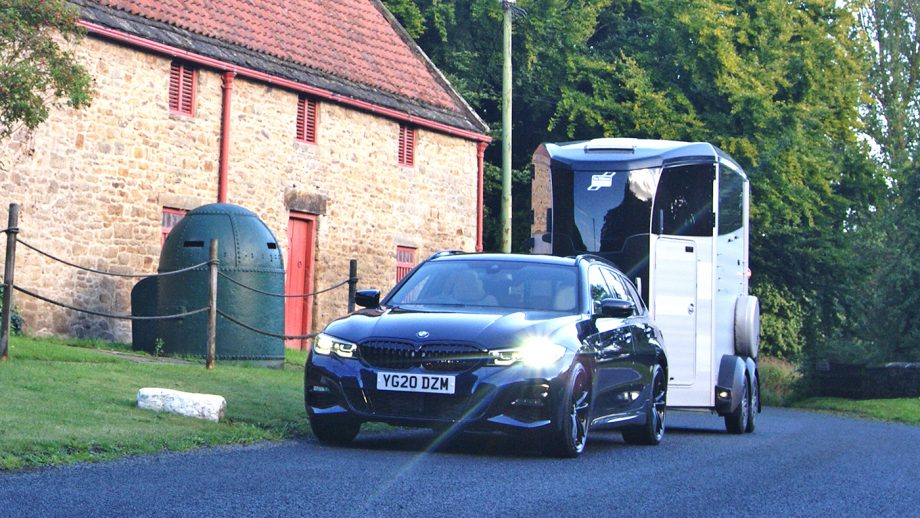 What is the best car to tow a horse trailer? H&H investigates...