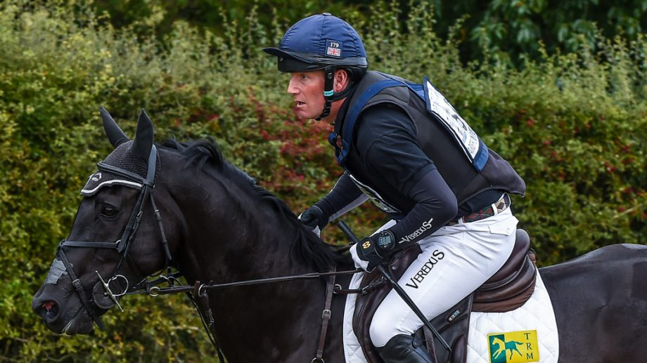 Oliver Townend and Cillnabradden Evo on the cross-country on the way to winning the CCI4*-S at Burnham Market 2020.
