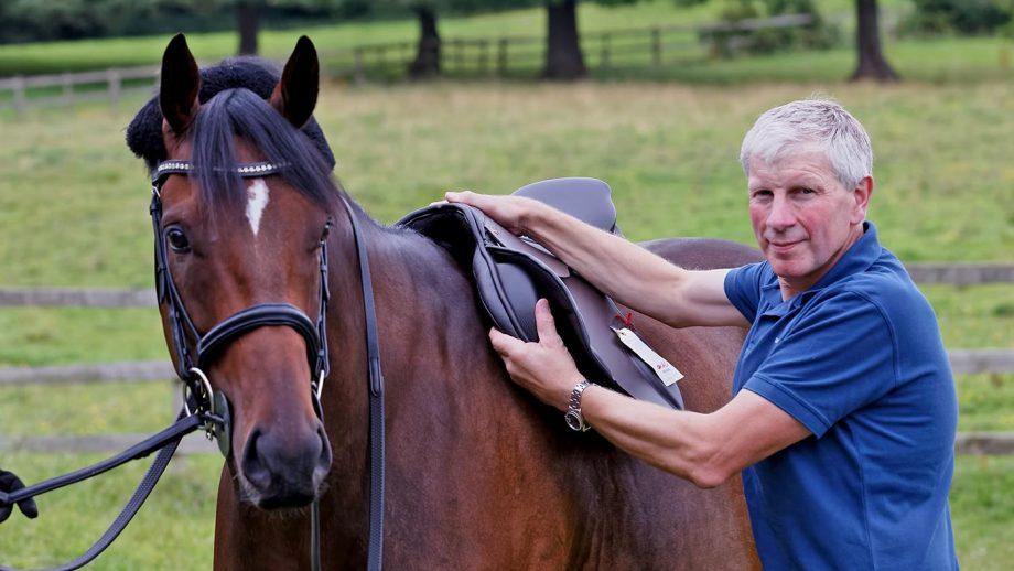 David Baxter – master saddle fitter